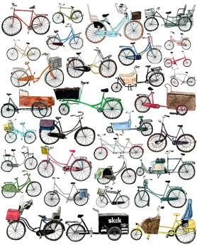 Anisa Makhoul - 32 fietsen-thumb