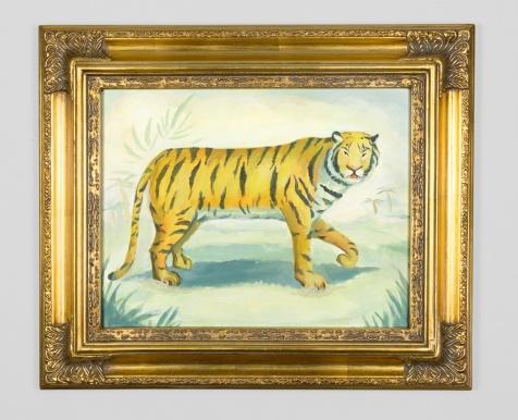 tiger-flat