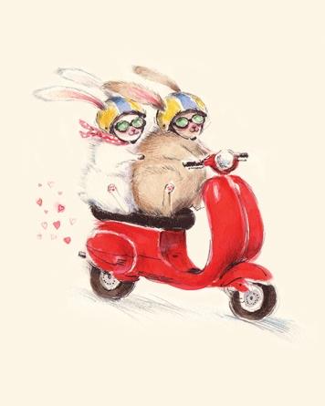 Victoria Jamieson - bunnies-thumb