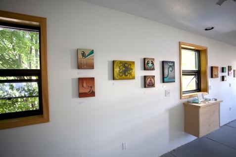 Laura Berger @ Land Gallery