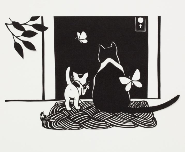 nikki-two-cats-original